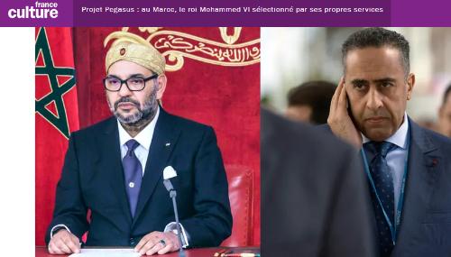 Projet Pegasus : Selon France Culture, le Roi Mohammed VI pourrait être espionné...