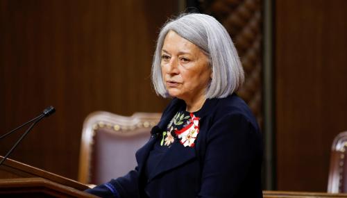Canada: Mary Simon, première femme autochtone à devenir gouverneure générale