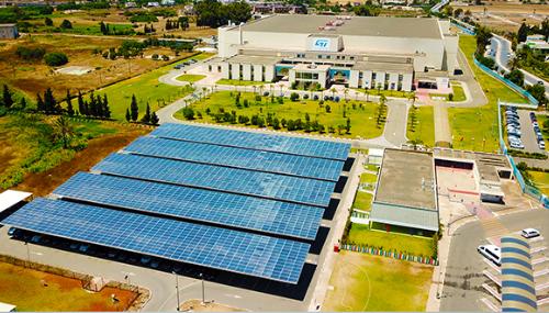 Casablanca: STMicroelectronics de Bouskoura utilisera 50% d'EnR d'ici 2022