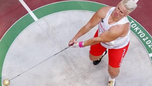JO-2020: Troisième titre olympique pour la Polonaise Wlodarczyk au marteau