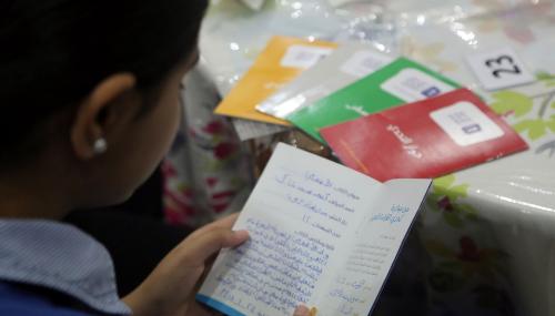Une élève marocaine vice-championne de l'Arab Reading Challenge 2020