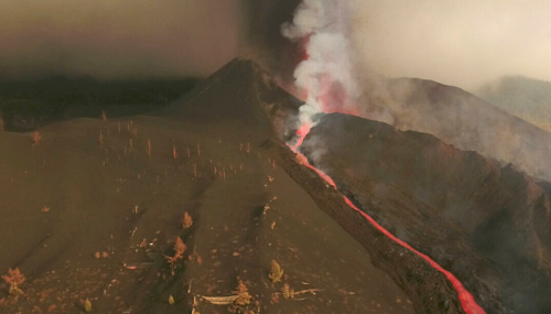 Eruption volcanique aux Canaries : Plusieurs quartiers confinés