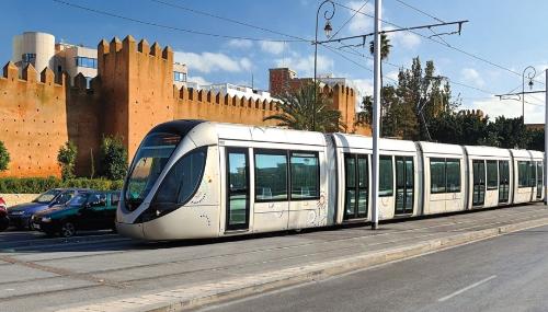 Tramway Rabat-Salé: Suspension temporaire du service entre Pont Hassan II et Place 18 novembre