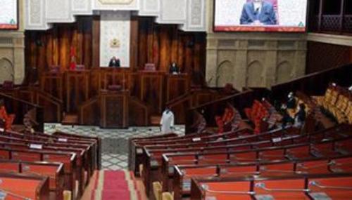 Chambre des représentants : Séance plénière lundi consacrée aux questions orales