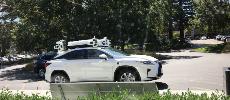 De nouveaux clichés de la voiture autonome expérimentale d'Apple