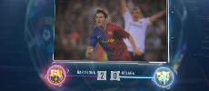 FC Barcelone : Lionel Messi bat un nouveau record