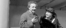 Le secret du bonheur selon Einstein