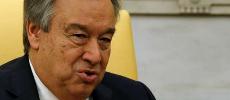 Le patron de l'ONU commence une visite de quatre jours en Centrafrique