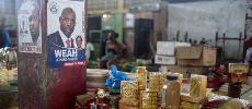 Présidentielle au Liberia: le parti au pouvoir conteste les résultats du premier tour