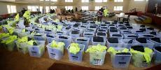 A Kisumu, bastion de l'opposition kényane, un commissaire électoral sans électeurs