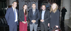 Visite d'Edouard Philippe: présence remarquée de députés français d'origine marocaine