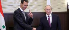 Lutte contre le terrorisme: Vladimir Poutine «félicite» le président syrien Bachar Al-Assad
