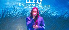 Inauguration du restaurant live LE CHANDELIER à Casablanca