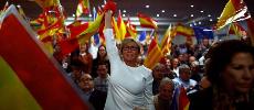 En Catalogne, les anti-indépendance sont divisés