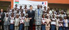 L'éducation en Afrique, priorité affichée d'Emmanuel Macron