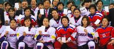 JO d'hiver : la Corée du Sud propose une équipe de hockey féminine en commun avec le Nord