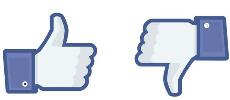 Facebook teste un bouton «downvote» pour améliorer la modération des commentaires