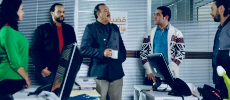Casablanca: Driss Rokh accusé d'agression contre une femme en plein tournage