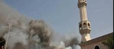 Marrakech: explosion d'une bonbonne de gaz dans une mosquée