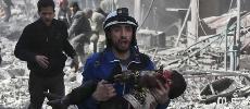 Syrie: «La Ghouta orientale est un autre Srebrenica», «le massacre du XXIesiècle»