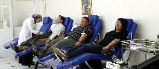 Caravane nationale de don du sang: plus de 10.000 donneurs en une dizaine de jours