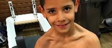 Le fils de Cristiano Ronaldo est-il plus musclé que vous ?