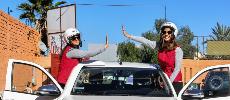 """Rallye Aïcha des Gazelles : la team """"SAhRA's"""" au top départ"""