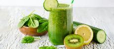 5 délicieux jus detox pour être en forme cet été
