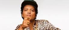 Bruno Mars en tête d'affiche du festival Mawazine