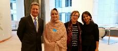 Les droits de la femme au Maroc évoqués au Parlement européen