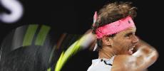 Rafael Nadal a repris l'entraînement sur terre battue