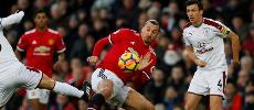 Zlatan Ibrahimovic met fin à son contrat avec Manchester United