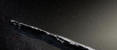 L'astéroïde Oumuamua vient d'un système binaire