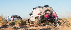 Rallye Aicha des Gazelles : zoom sur quelques duos