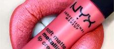 Découvrez les 5 couleurs de rouges à lèvres Nyx Professional Makeup les plus populaires du moment