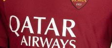 Qatar Airways nouveau sponsor principal de la Roma