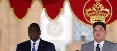 Message du président sénégalais Macky Sall au roi Mohammed VI