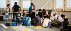 Le tour de vis anti-migrants du gouvernement italien