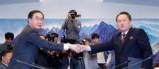 Les deux Corées veulent inaugurer rapidement les travaux de connexion ferroviaire