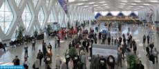 Trafic aérien: Plus de 22,5 millions de passagers en 2018