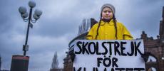 Greta Thunberg, 15 ans, l'activiste écolo qui inspire la jeunesse du monde entier