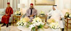 Le roi Salman d'Arabie saoudite appelle le roi Mohammed VI