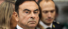 Carlos Ghosn retourne à la case prison au Japon