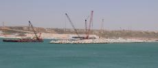 Nouveau Port de Safi : la réception provisoire du projet est prévue fin 2019