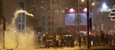 Liban. Nouveaux heurts entre manifestants et policiers