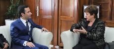 La DG du FMI « impressionnée » par la détermination du Maroc à poursuivre ses réformes