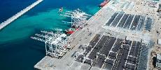 Port Tanger Med 2: APM Terminals dépasse le million d'EVP traités