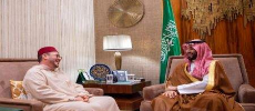 Mohammed Ben Salmane reçoit Fouad Ali El Himma