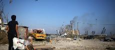 Le nitrate d'ammonium à l'origine des explosions de Beyrouth