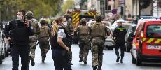 Deux blessés graves dans une attaque près des anciens locaux de Charlie Hebdo